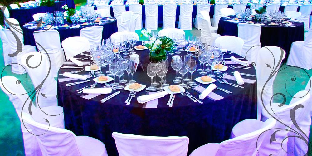 Amenización de banquetes