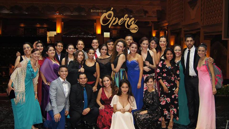 Estudio de Ópera de la UAQ 2016