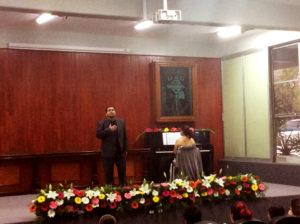 Constancia de ELG Tenor por participar en el Estudio de Ópera de la UAQ 2016