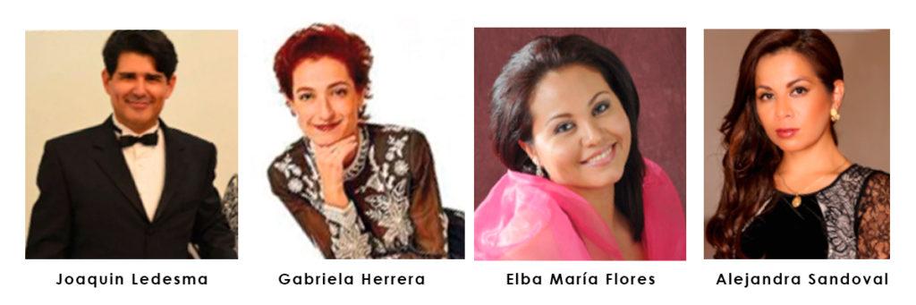 Maestros del Estudio de Ópera 2016