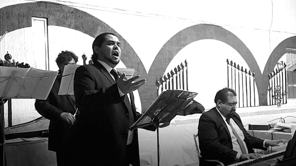 Erik de León Garza - ELG Tenor en concierto